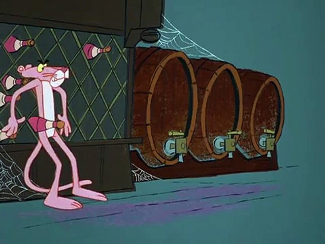 The Pink Panther Show Episode 26 Pink Panic