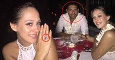 Yuvraj Singh gets engaged to Hazel Keech