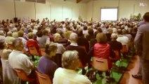1ère réunion publique projet d'aménagement touristique, résidentiel & golfique de Tosse