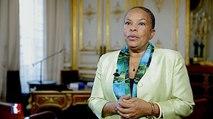 """Christiane Taubira : """"Nous travaillons fortement à la prévention de la radicalisation"""""""
