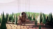 Colosse A Wood Tale by Yves Geleyn | Disney Favorite