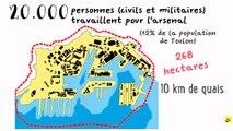 Expliquez-nous... l'arsenal de Toulon