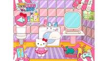 Hello Kittys Pink iPhone Baby Disney Princess Cartoon NEW Video For Girls Hello Kitty