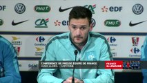 Foot - Bleus : Lloris «ça s'annonce comme un grand match»