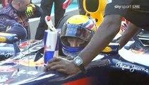Formel 1 2010 GP19 - ABU DHABI - Rennen SKY