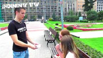 Magic Kiss Prank ( magic trick to kiss )