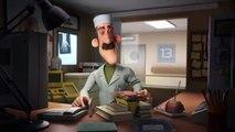 Animation Short Film- Dji. Death fails - Full Animated Movies HD
