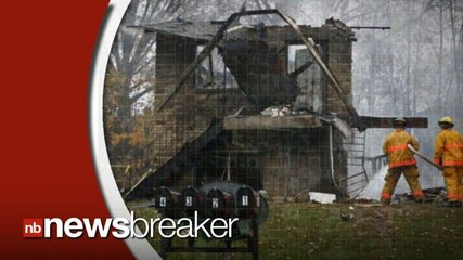 Surveillance Footage Shows Fatal Plane Crash in Ohio