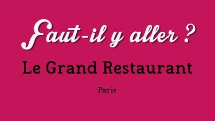 """""""Faut-il y aller ?"""" - Le Grand Restaurant"""