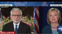 CNN Hillary Clinton Interview with Wolf Blitzer Hillary Clinton defends Planned Parenthood