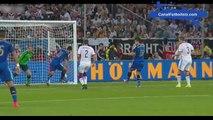 Alemania vs Argentina 2 4 Amistoso Internacional Todos los Goles | 2014 HD