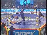 Alex Koslov & La Hermandad Extrema (Joe Lider & Nicho el Millonario)  vs. Extreme Tiger, Jack Evans & Rocky Romero (AAA - 02.18.2010)
