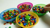 M&M's M&M's Surprise Toys Hide & Seek - Angry Birds, Frozen Olaf, Filly & Peppa Pig Toys Sponge