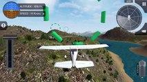 Avion Flight Simulator ™ 2015 Gameplay Android