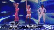 Kelly Kelly vs Rosa Mendes vs Michelle McCool vs Layla shows
