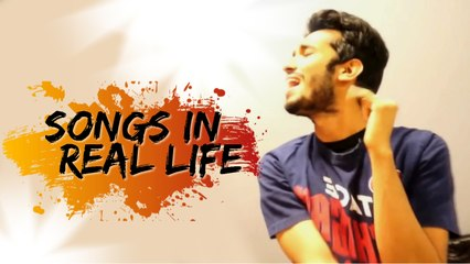 SONGS IN REAL LIFE Part 1 | Comedy Asia