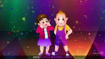 Color Songs - The Red Color Song | Learn Colours | Preschool Colors Nursery Rhymes | ChuCh