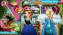 Frozen Game - Disney Frozen Princess Elsa Anna Fashion Rivals Games For Kids