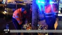 Paris: l'assaut donné aux Bataclans, blessés évacués