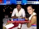 Yuvraj Singh Gets Engage to Actress Hazel Keech