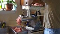 Máy xay thịt cho trẻ em, máy xay thịt làm lạp xưởng, máy xay thịt tươi, máy xay thịt heo thịt bò