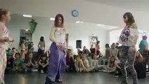 Dancehall 1x1 Final - HAPPY NEW DANCE BATTLE by Studio 11 - YouTube