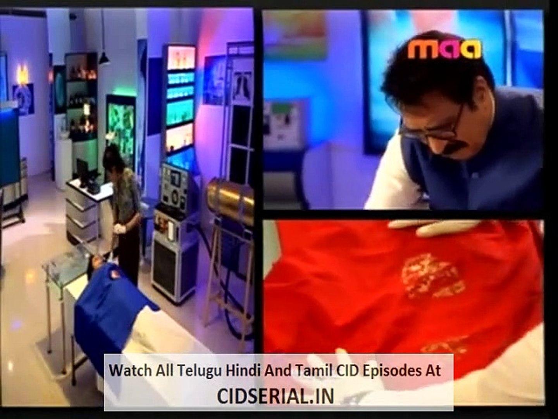 CID (Telugu) Episode 1009 (12th - November - 2015) - 2