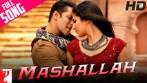 Mashallah - Full Video Song (Official) - Ek Tha Tiger | Starring: Salman Khan, Katrina Kaif | Full HD 1080p