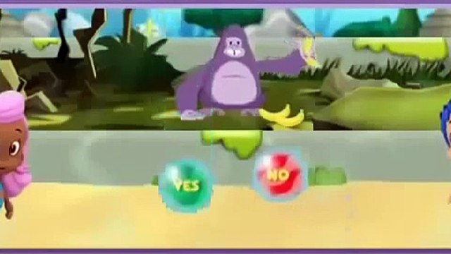 Bubble Guppies Lonely Rhino Friend Finders Movie Game-Learnig about Zoo Animals Game