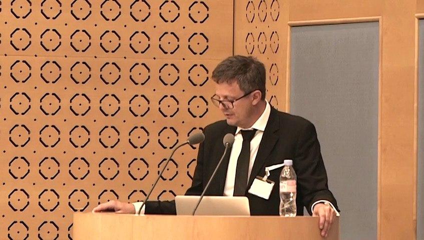 1 - Introduction par David de Luca Président de l'UPDS et Yvon Martinet, Président du CDAE