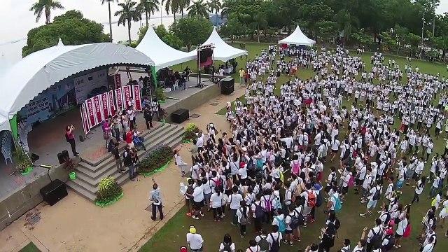 Youth Jam 2014 - SEA's LARGEST AR HUNT