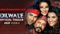 Dilwale 2015 | Trailer Release By Red Chillies Entertainment | Kajol, Shah Rukh Khan, Varun Dhawan, Kriti Sanon