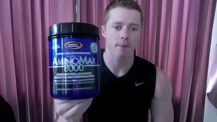 Thaitopfitness : Supplement review - Aminomax 8000 [REVIEW]