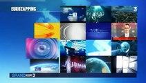 Eurozapping : les plans d'une arme nucléaire russe dévoilés à la télévision