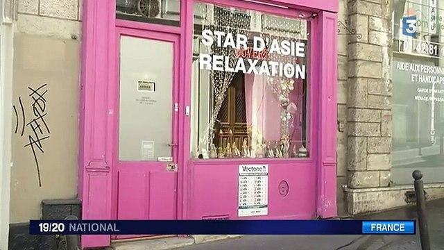 Prostitution dans les salons de massage : le trafic serait très étendu dans la capitale