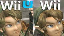 The Legend of Zelda Twilight Princess : le comparatif Wii U vs Wii