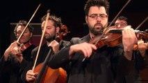 Le Quatuor Léonis interprète un extrait d'Eclisse Totale suivi d'I feel good de James Brown |Le live de la Matinale