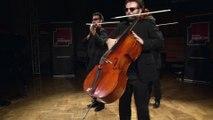 Le Quatuor Léonis interprète un extrait d'Eclisse Totale | Le live de la matinale