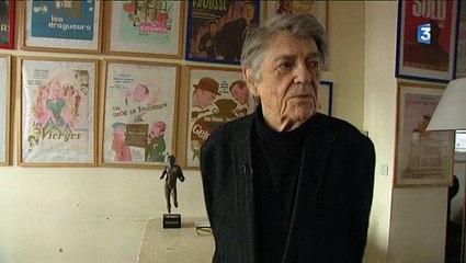 Série festival de Compiègne : rencontre avec le réalisateur Jean-Pierre Mocky