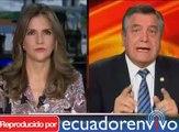 Donoso: queremos evitar una reelección indefinida como existe en Cuba, Venezuela y Nicaragua