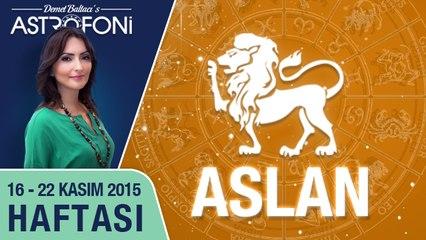 ASLAN haftalık yorumu 16-22 Kasım 2015