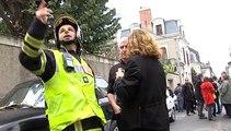 Gaz dangereux, 150 personnes évacuées à Tours