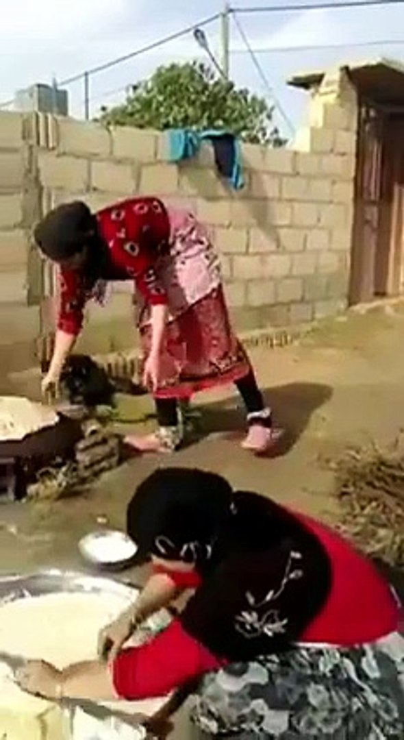 Beautiful Arabic woman doing Beautiful work - Absolutely brilliant - Video Dailymotion