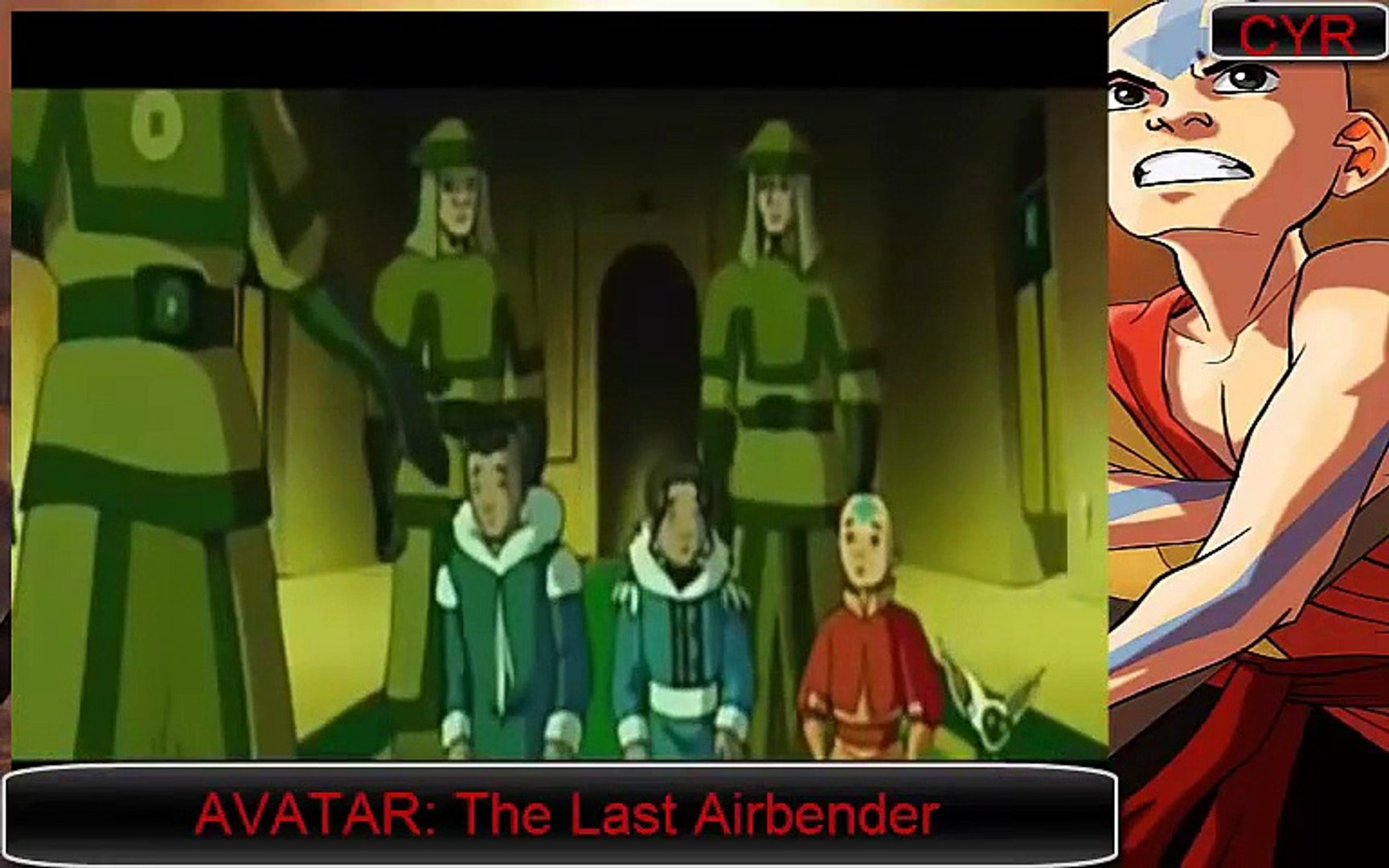 Avatar The Last Aİrbender Season 1 Episode 5 The King of Omashu