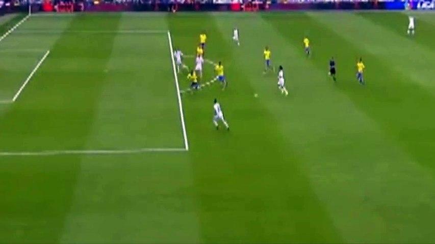 Cristiano Ronaldo Great Chance Real Madrid vs Las Palmas 3 1 (La Liga 2015)