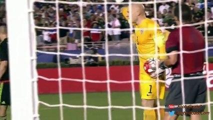 Mexico vs USA 3 2 All Goals & Full Highlights 10.10.2015