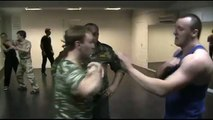 SYSTEMA SELF DEFENSE - HAND TO HAND COMBAT - ELBOW STRIKES