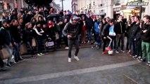SkillTwins EXTREME Street Football/Freestyle/Panna Skills ★