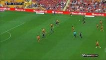 Brisbane Roar FC Central Coast Mariners 2 1. Josh Bingham Goal . Australia A League18/10/2
