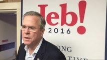 Jeb Bush comments on Yale, Missouri controversies
